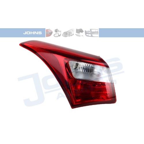 Combination Rearlight JOHNS 39 35 87-1 HYUNDAI