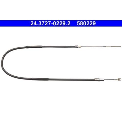 Seilzug, Feststellbremse ATE 24.3727-0229.2 BMW