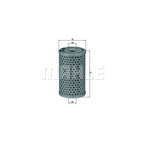Hydraulic Filter, steering system MAHLE HX 15 BMW DAF FIAT FORD HANOMAG HENSCHEL
