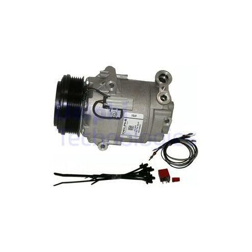 Kompressor, Klimaanlage DELPHI TSP0155459 OPEL VAUXHALL GENERAL MOTORS