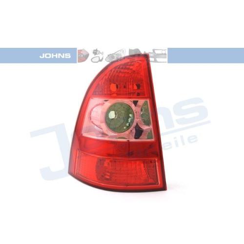 Combination Rearlight JOHNS 81 11 87-8 TOYOTA