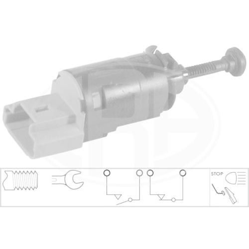 Brake Light Switch ERA 330629 FIAT CITROËN/PEUGEOT