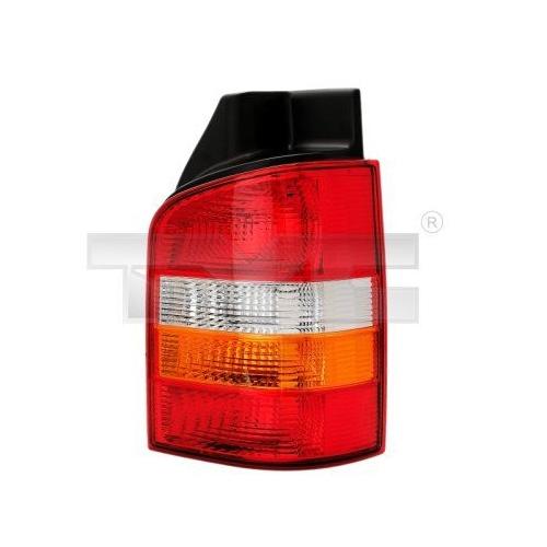 Combination Rearlight TYC 11-0621-01-2 VW