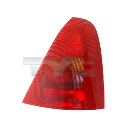 Combination Rearlight TYC 11-0221-01-2 RENAULT