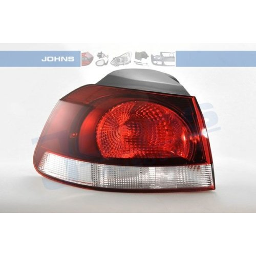 Combination Rearlight JOHNS 95 43 87-2 VW