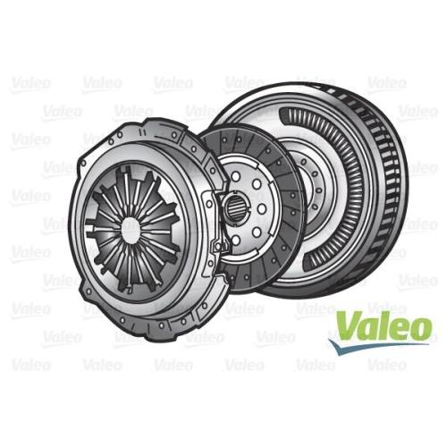 Kupplungssatz VALEO 837020 DMF MODUL