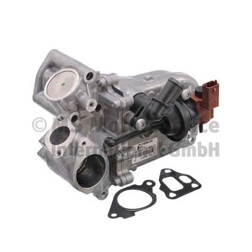 Cooler, exhaust gas recirculation PIERBURG 7.03622.06.0 ALFA ROMEO CITROËN FIAT