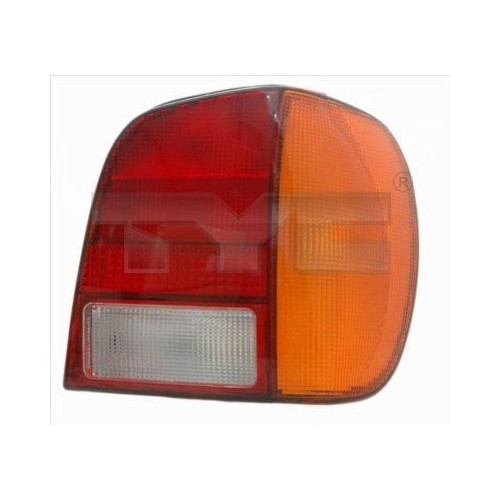 Combination Rearlight TYC 11-5016-01-2 VW