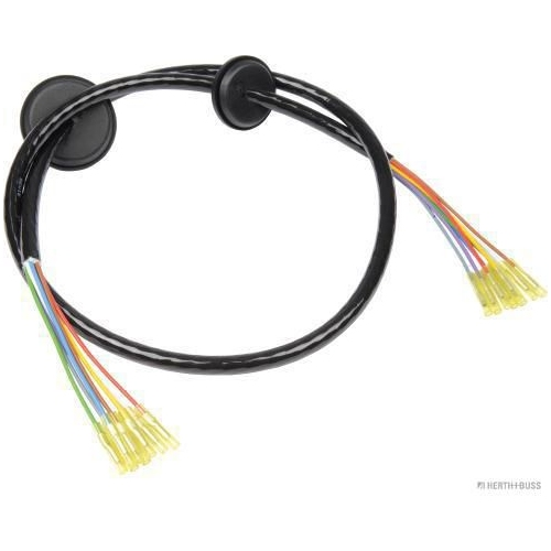 Cable Repair Set, boot lid HERTH+BUSS ELPARTS 51277044 AUDI VAG