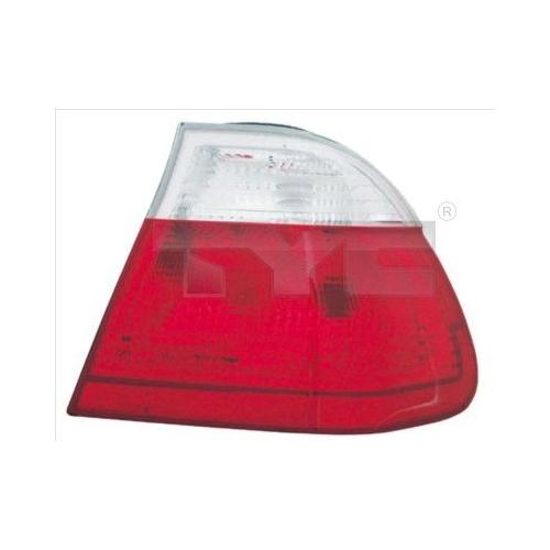 Combination Rearlight TYC 11-5916-11-2 BMW