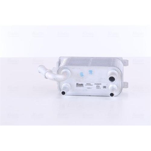 Ölkühler, Automatikgetriebe NISSENS 90661 FORD VOLVO LAND ROVER