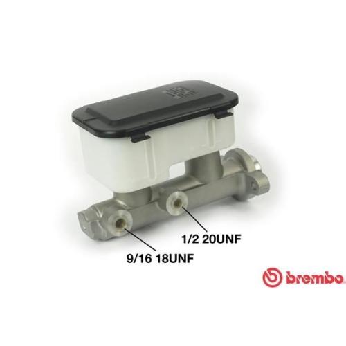 Hauptbremszylinder BREMBO M 59 061 NISSAN OPEL RENAULT
