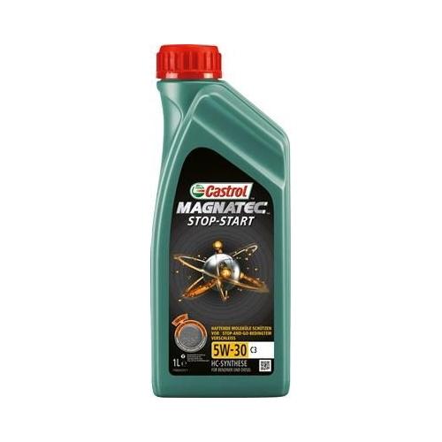 CASTROL Motoröl Motorenöl Magnatec Stop-Start C3 5W-30 1 Liter 159A5B