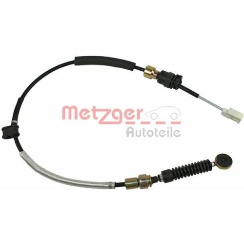 Seilzug, Schaltgetriebe METZGER 3150132 TOYOTA