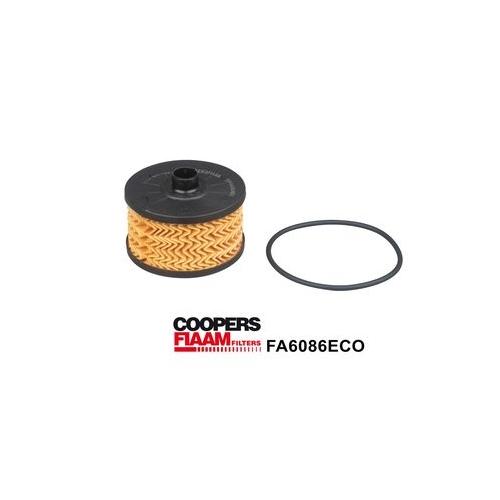 Ölfilter CoopersFiaam FA6086ECO MERCEDES-BENZ NISSAN RENAULT SMART