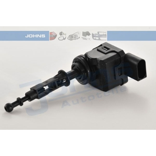 Control, headlight range adjustment JOHNS 50 16 09-01