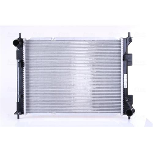 NISSENS Radiator, engine cooling 67605