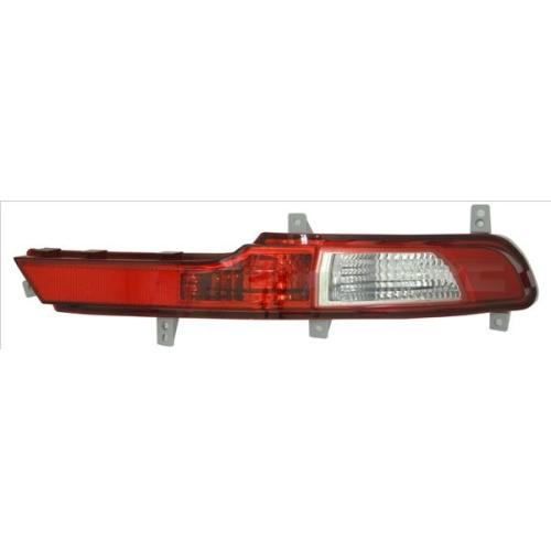 Rear Fog Light TYC 19-12168-01-2 KIA