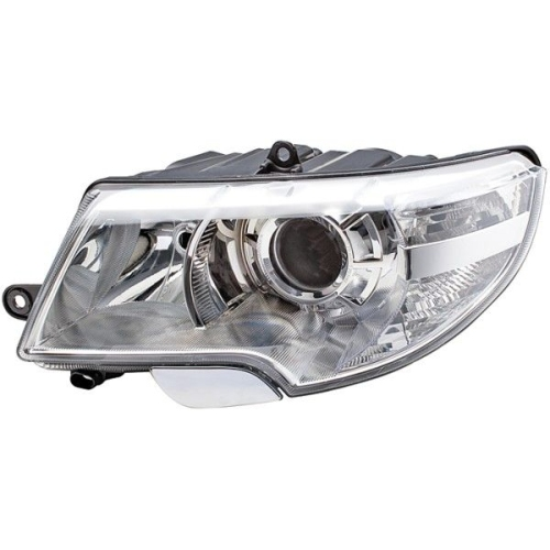Headlight HELLA 1EL 247 047-261 SKODA