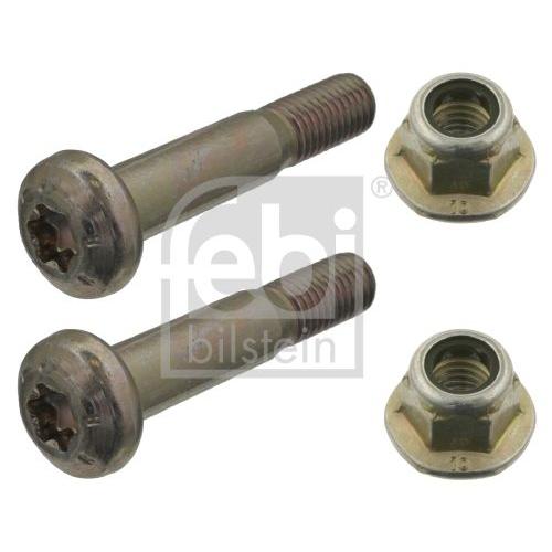 Clamping Screw Set, ball joint FEBI BILSTEIN 45882 FORD