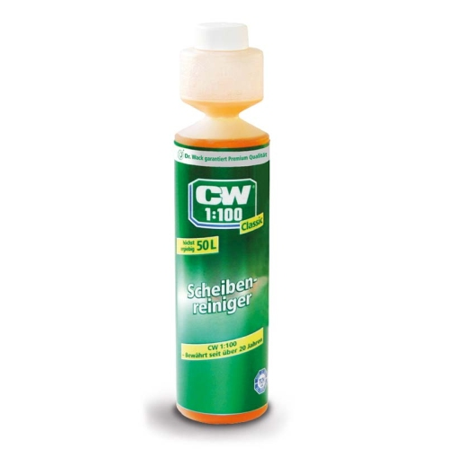 Dr. Wack CW Classic 1: 100 CLEAR DISC 250ML concentrate 1710