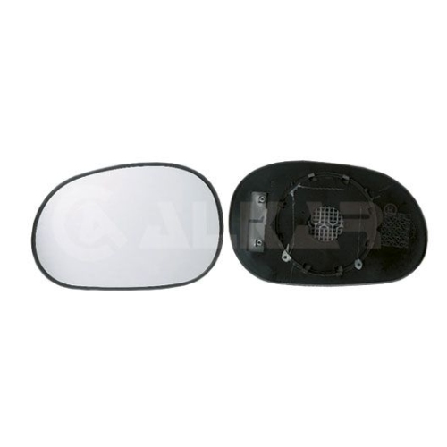 ALKAR Mirror Glass, outside mirror 6432224