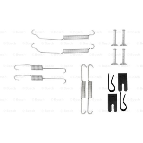 Accessory Kit, brake shoes BOSCH 1 987 475 332 FORD