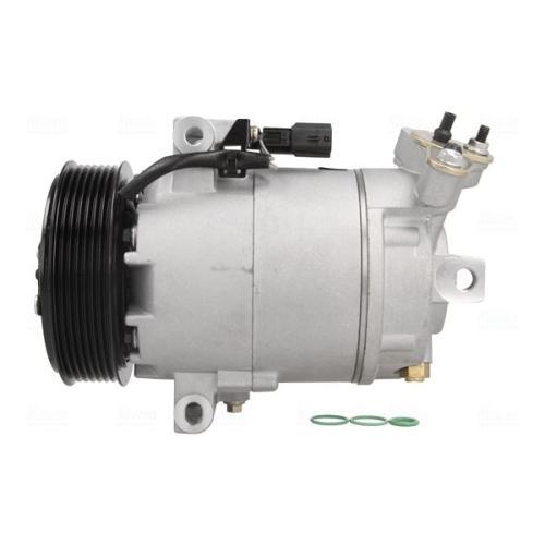 Kompressor, Klimaanlage NISSENS 890015 NISSAN RENAULT