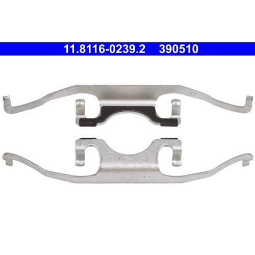 ATE Spring, brake caliper 11.8116-0239.2