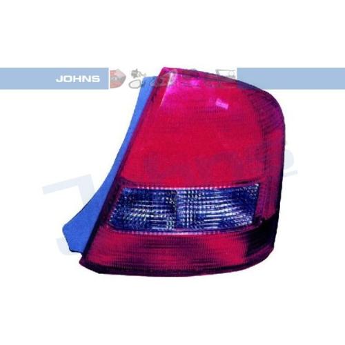 Combination Rearlight JOHNS 45 07 88-1 MAZDA