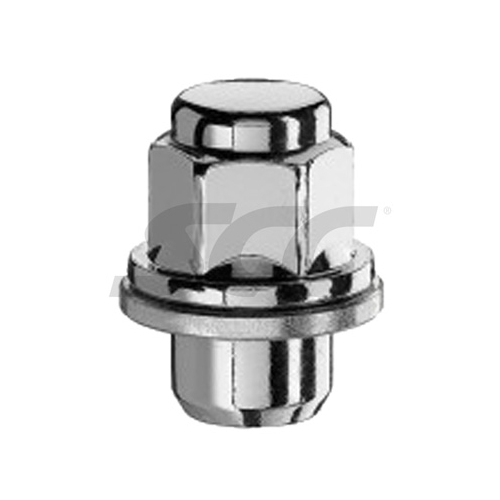 SCC Fahrzeugtechnik RADMUTTER M14X1,5. Artikel Nr.:M1415FLG2