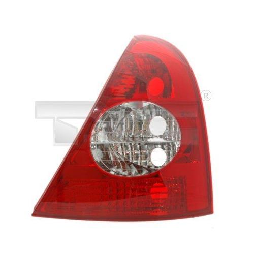 Combination Rearlight TYC 11-0231-01-2 RENAULT