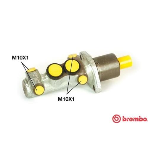 BREMBO Brake Master Cylinder M 61 020