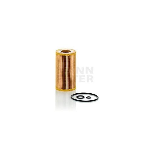 Oil Filter MANN-FILTER HU 718/1 k CHRYSLER MERCEDES-BENZ