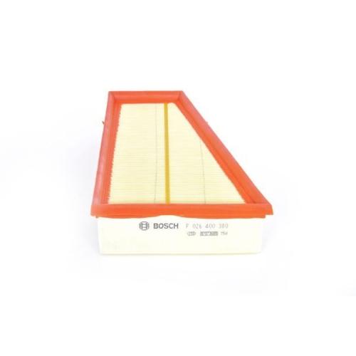 Luftfilter BOSCH F 026 400 380 MERCEDES-BENZ NISSAN INFINITI