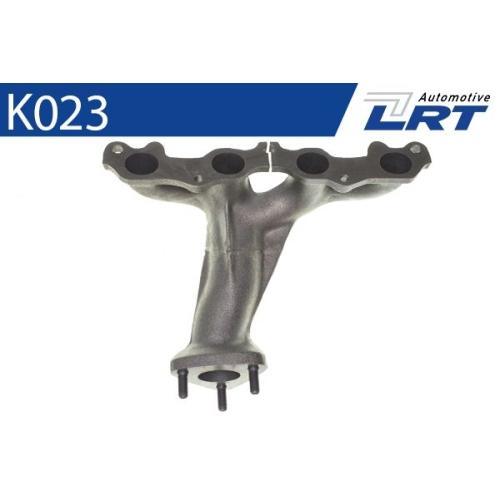 Manifold, exhaust system LRT K023 VW