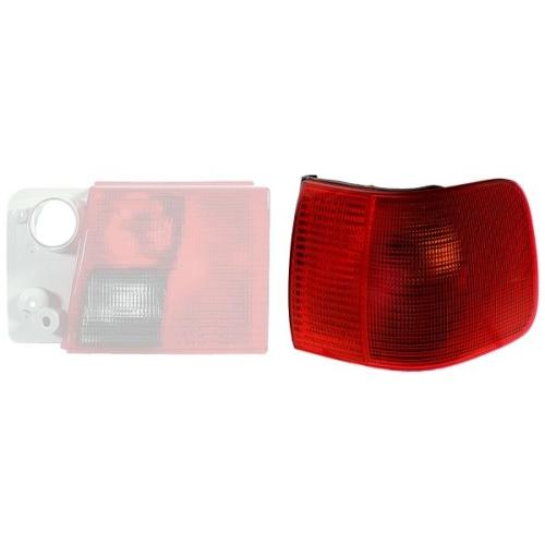 Combination Rearlight HELLA 9EL 140 064-021 AUDI VW
