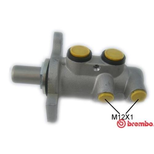 BREMBO Brake Master Cylinder M 50 001