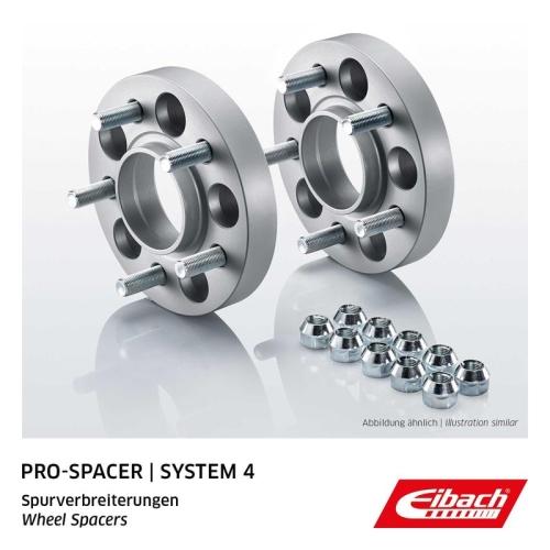 Spurverbreiterung EIBACH S90-4-15-030 Pro-Spacer