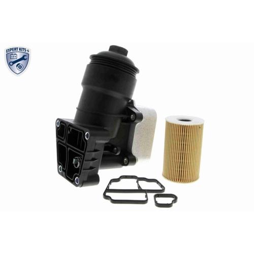 Oil Cooler, engine oil VEMO V15-60-6087 Original VEMO Quality AUDI SEAT SKODA VW