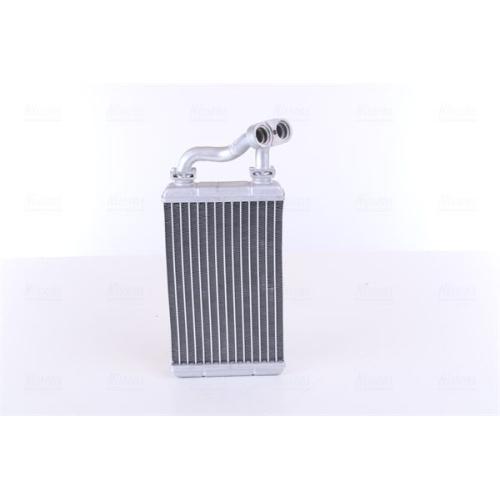 Wärmetauscher, Innenraumheizung NISSENS 70520 BMW