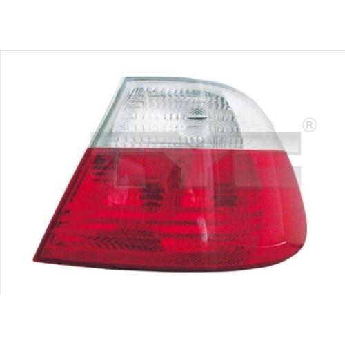 Combination Rearlight TYC 11-5995-11-2 BMW