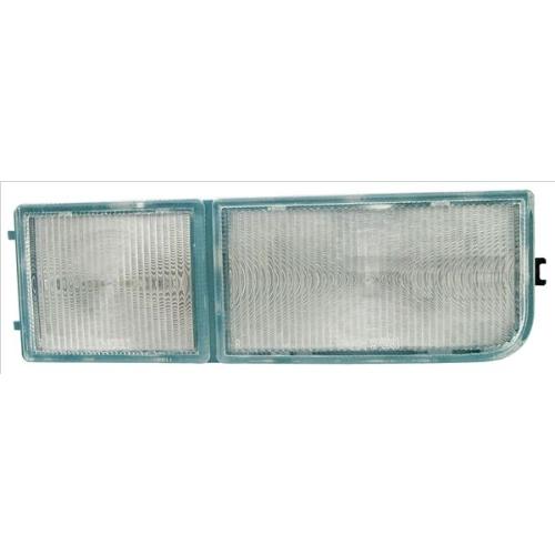 Blende, Nebelscheinwerfer TYC 12-5083-01-2 VW VW/SEAT