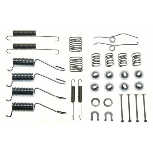 Accessory Kit, brake shoes TRW SFK235 TOYOTA VW