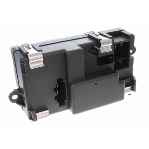 Regulator, passenger compartment fan VEMO V10-79-0023 Original VEMO Quality AUDI