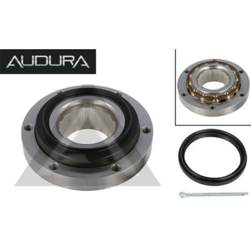 1 Radlagersatz AUDURA passend für CITROEN PEUGEOT AR11357