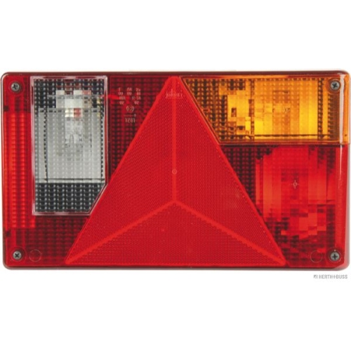 Combination Rearlight HERTH+BUSS ELPARTS 83830104