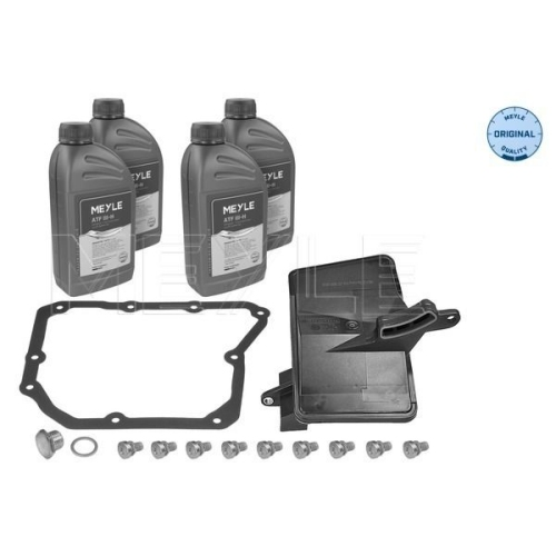 Teilesatz, Ölwechsel-Automatikgetriebe MEYLE 514 135 0401 OPEL VAUXHALL VOLVO