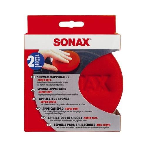 Schwamm SONAX 04171410 SchwammApplikator -Super Soft- (2 St.)