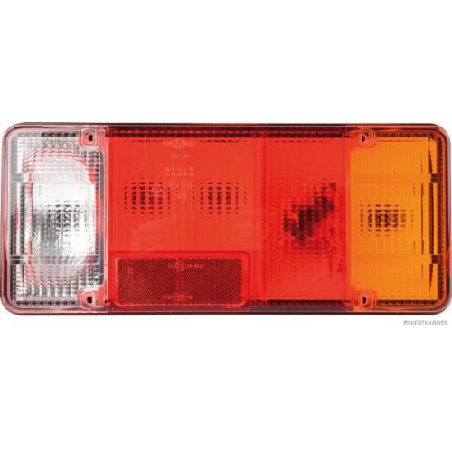 Combination Rearlight HERTH+BUSS ELPARTS 83840360 FIAT IVECO PEUGEOT